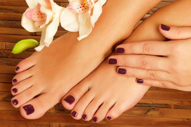 Sublime Beauty Package with 20-minute free Fish Pedi
