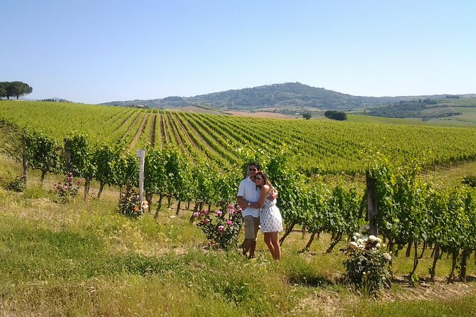 Brunello Vineyards Bus Tour
