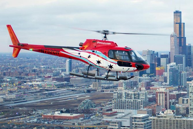 Chicago Helicopter Tour photo 1