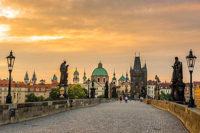 Round-Trip Shared Transfer from Cesky Krumlov to Prague