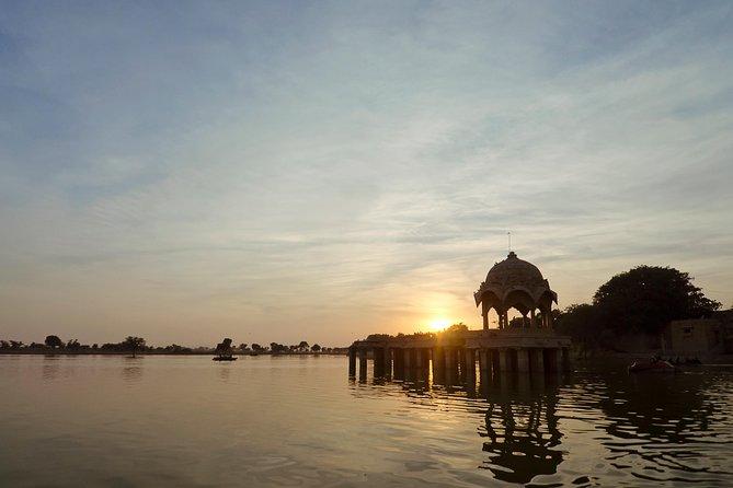 Tour privado de medio día a Jaisalmer por la mañana