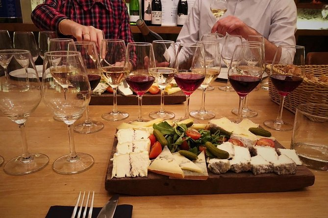 THE Ultimate Wine and Cheese Tasting (10 cheeses, 10 wines) photo 1
