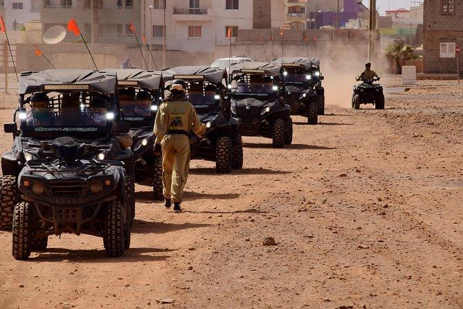 2h SSV Buggy Desert Adventure 4WD