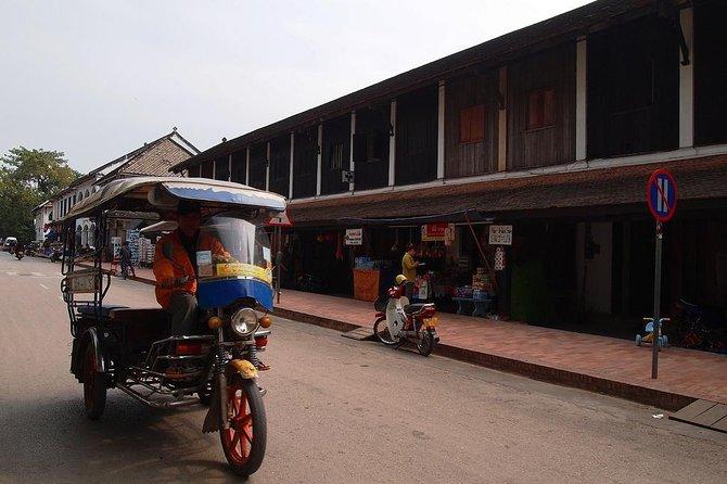 Tuk Tuk in Luang Prabang