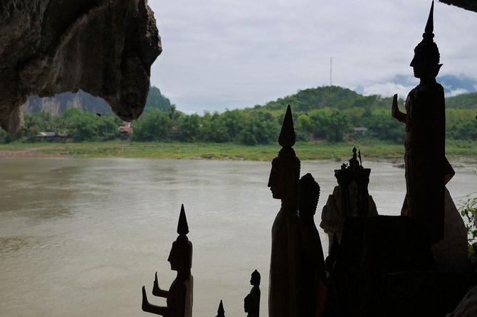 Private Day Trip to Pak Ou Cave and Kuang Si Waterfall from Luang Prabang photo 2