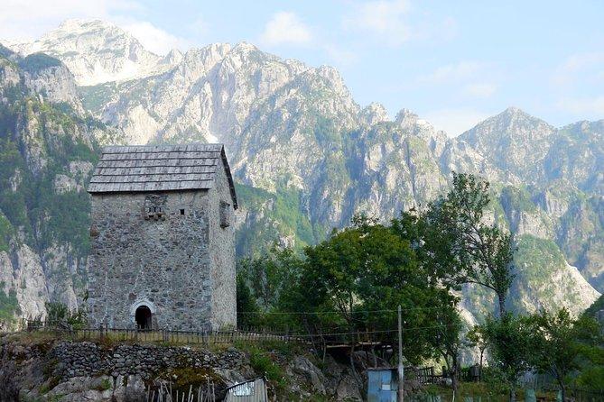 Kosovo, Montenegro and Albania Multi-Day Trip - Peaks of the Balkans from Peja