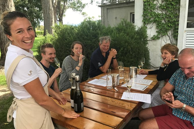 Wine Gourmet and Scenic Mini Group Tour for 8-9 seats
