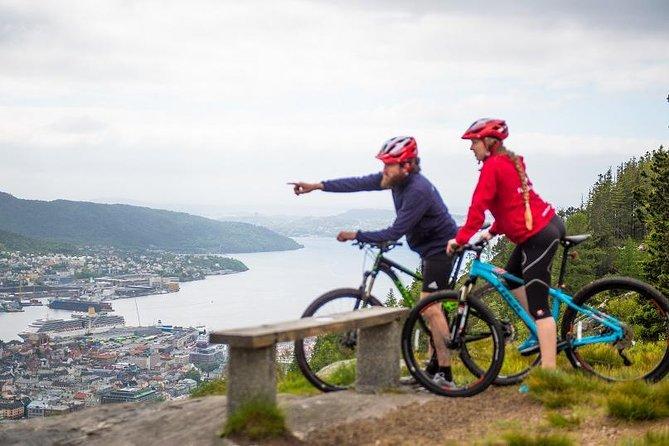Mountain Bike Rental at Mount Floyen