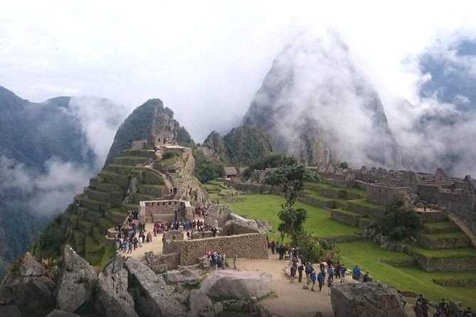 Cusco Sacred Valley and Machupicchu 4 Days