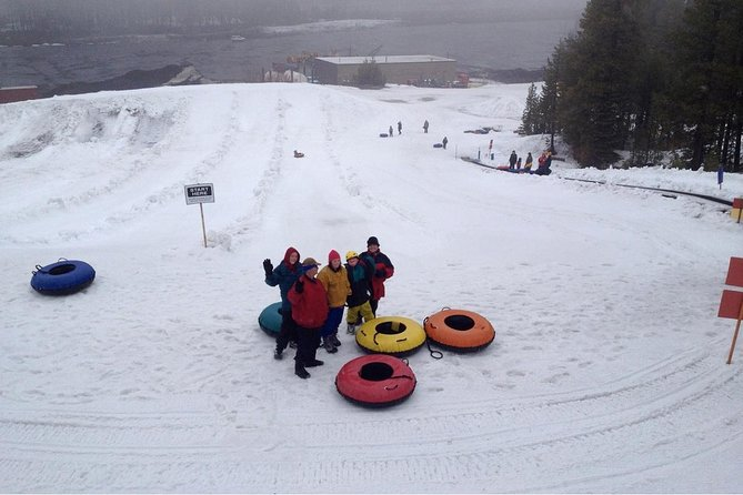 Snow Tubing Adventure