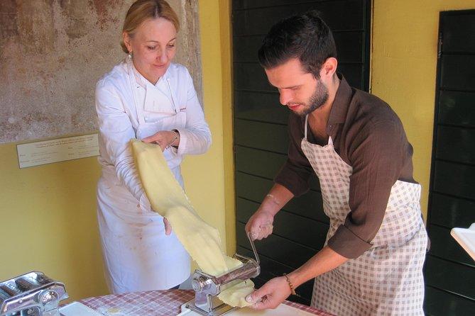 Kookcursus aan het Comomeer