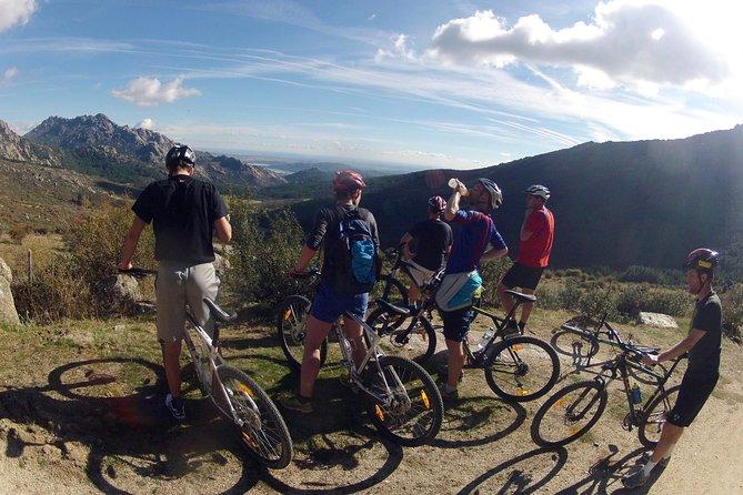 Mountain Biking in Madrid - Small-Group