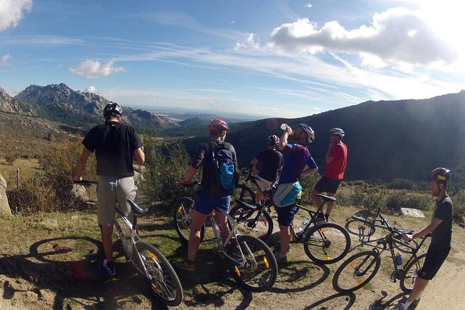 Mountain Bike Trip i Madrid - Privat