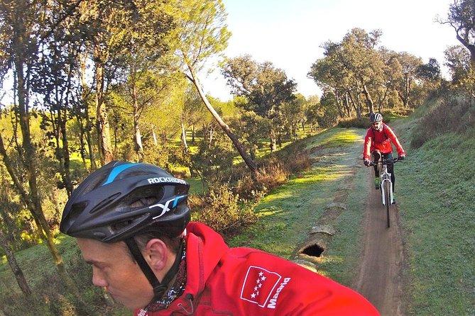 Mountain Biking in Madrid - Private Ride