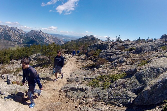 Moutain Hike in Madrid - Small Group