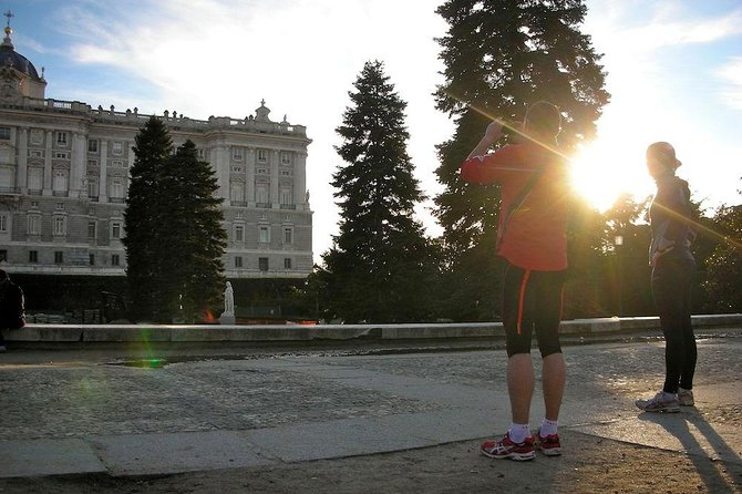 Madrid Running Tour - Private