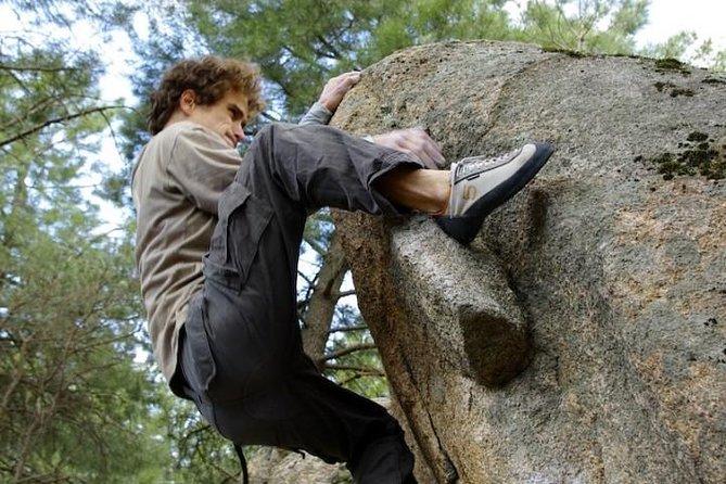 Rock Climbing in Madrid