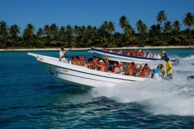 Saona Island Full-Day Tour from Punta Cana