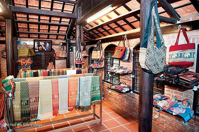 Hoian-Danang:Discover Vietnamese Traditional Handicrafts in Hoi An Silk Village photo 2