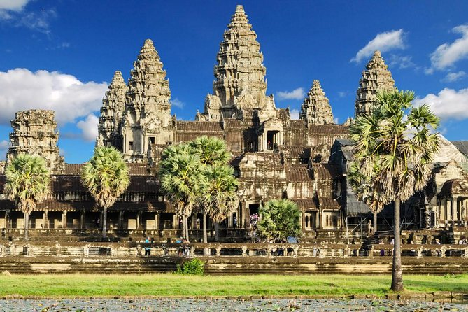 Siem Reap - Fullday Angkor Wat - Banteay Srei - Rolous Group