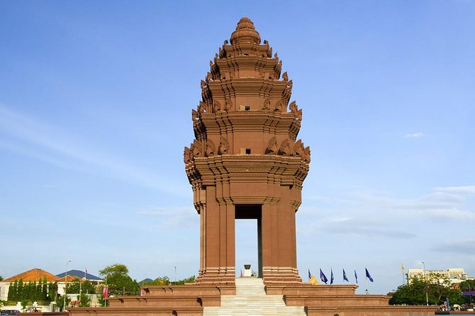 Phnom Penh: Private Half day Phnom Penh City Tour