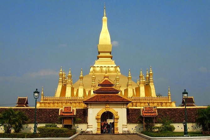 Vientiane City Tour vs Buddha Park and Textile Village including Lunch