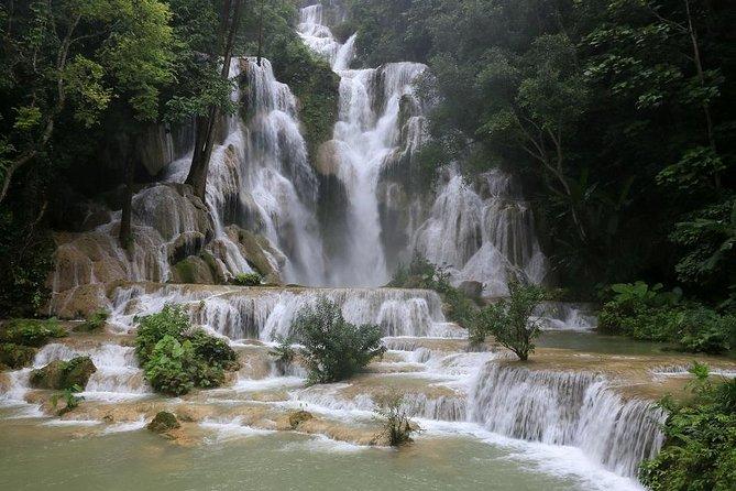 kuangsi water fall