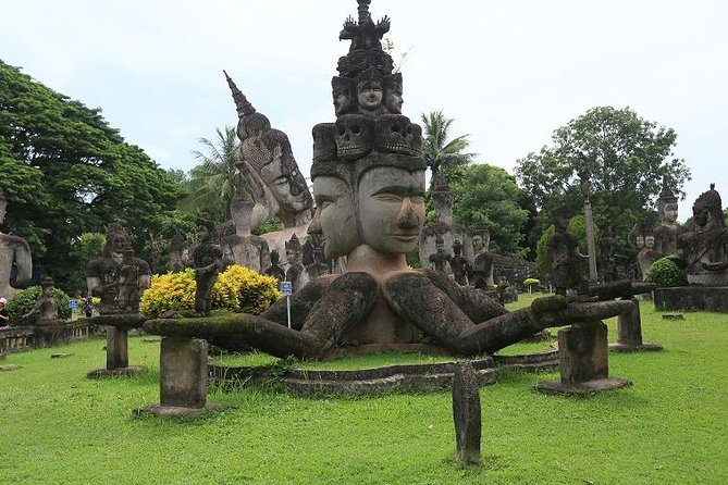 Private Car and Guide (till 400 km outside of the city, 8 H) full day in vientiane