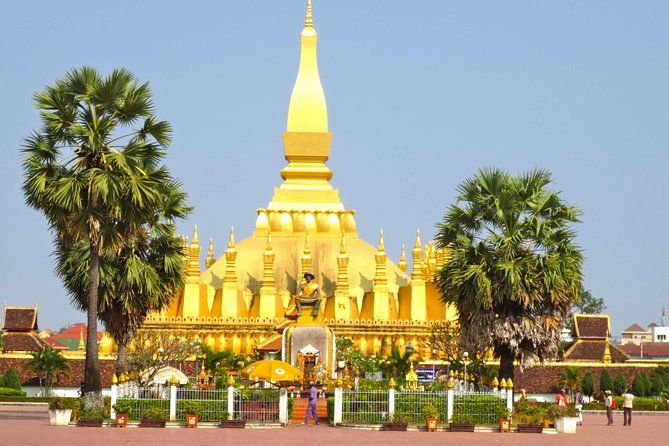 Vientiane Half Day City Tour including lunch