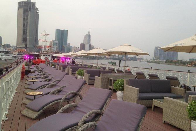 Ho Chi Minh City : Best Experience Dinner Cruise With 5- Star SaiGon Princess