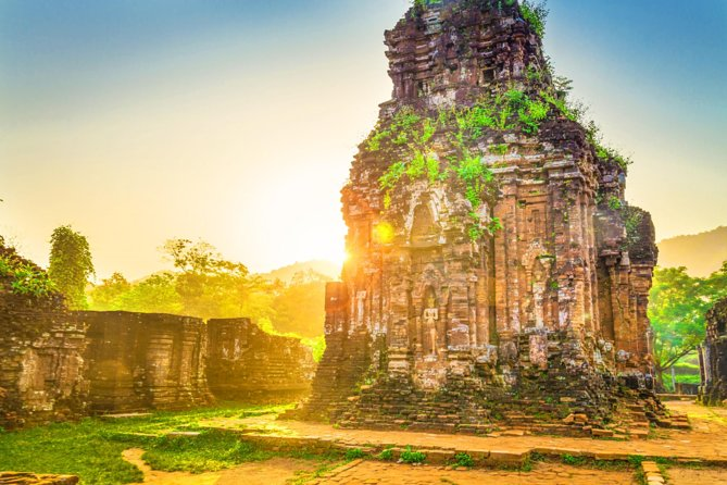 My Son Sanctuary Private Tour From Hoi An