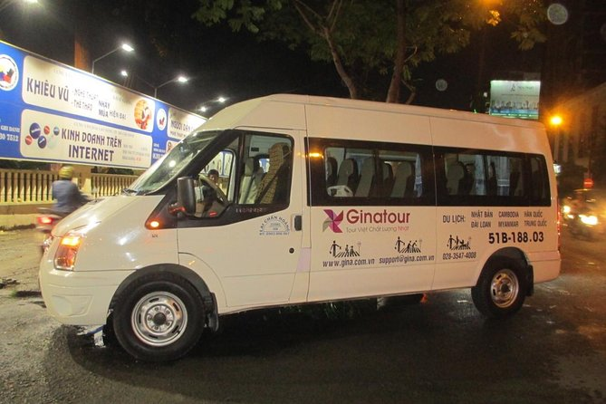 Ho Chi Minh Private Transfer Tan Son Nhat Airport To Hotel