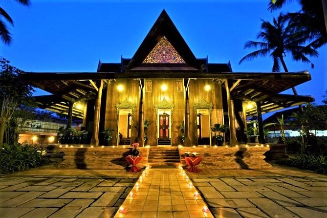 Seam Reap : Enjoy Angkor Village Apsara Theatre Show Ticket