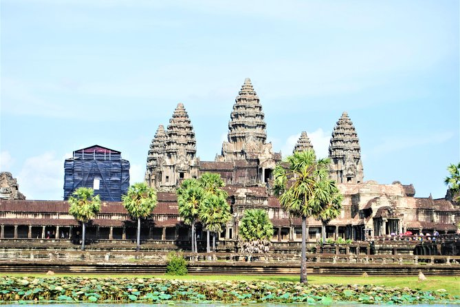 Siem Reap : Highlight Angkor Wat Historic Culture Site & Traditional Khmer Spa