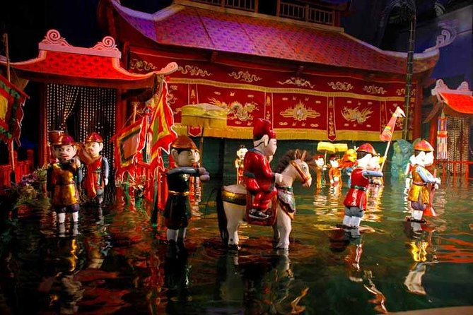 Water puppet show Tour and Dinner photo 2