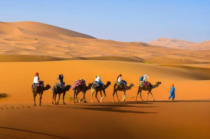 3-Day Private Desert Tour from Fez to Marrakesh