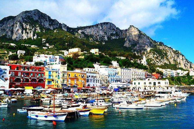 Capri all Inclusive Private Tour from Sorrento
