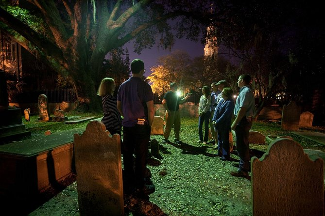 Charleston Ghost & Graveyard Night-Time Guided Walking Tour photo 6