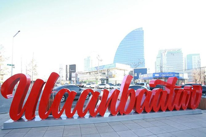Private Tour: Ulaanbaatar City Tour
