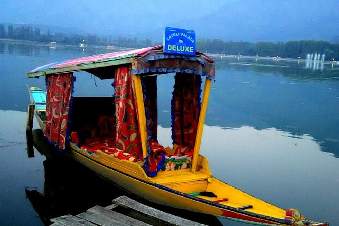 3-Night Private Kashmir Valley Tour from Srinagar