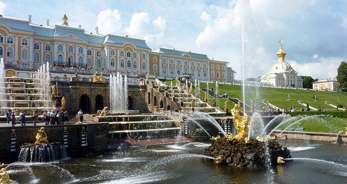 St. Petersburg 2-Day Grand Shore Excursion Tour