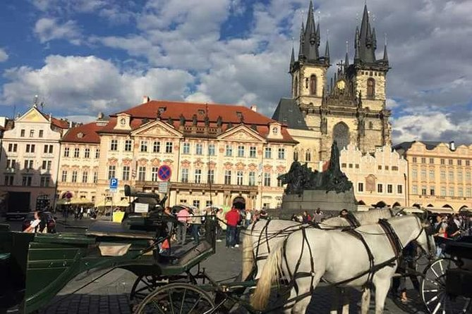 Prague Church Walking Tour