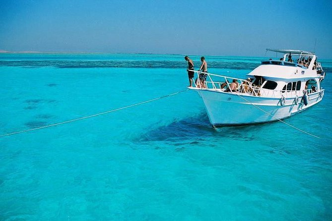 Full-Day Snorkeling Trip to Giftun Island from Hurghada