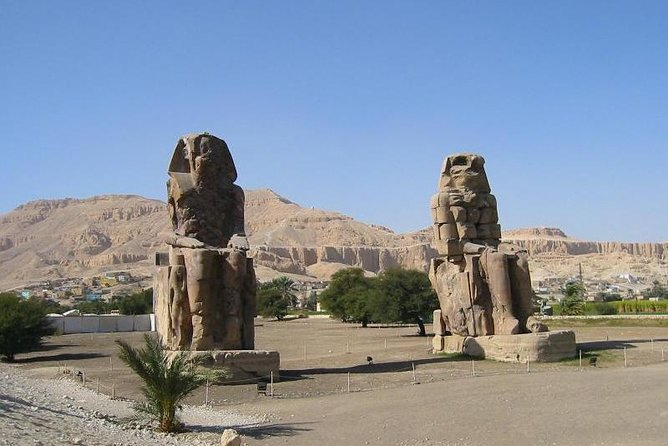 Tour of Ancient Thebes from Port Safaga to Luxor