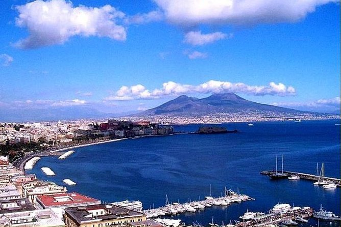 Naples by Sea from Sorrento - City Walking Tour