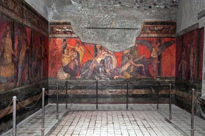 Pompeii Ruins and Mt Vesuvius Volcano 4x4 Sightseeing Tour