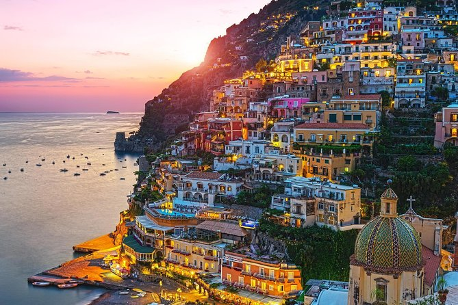 Positano by Night Experience