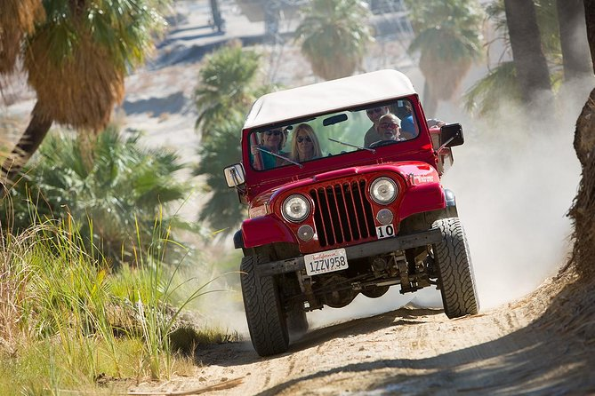 San Andreas Fault Jeep Tour from Palm Desert