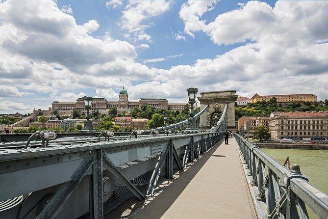 Excursão a pé Budapeste All in One