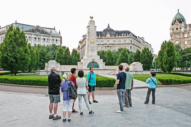 Budapest Hammer & Sickle Tour - Communist Times, 56 Revolution, WW I and WW II